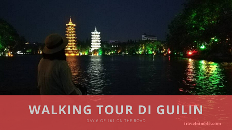 walking tour Guilin