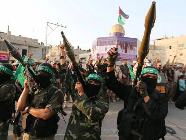 Semakin Membara! Hamas Ancam Israel: Jangan Kalian Sentuh Masjid Kami!