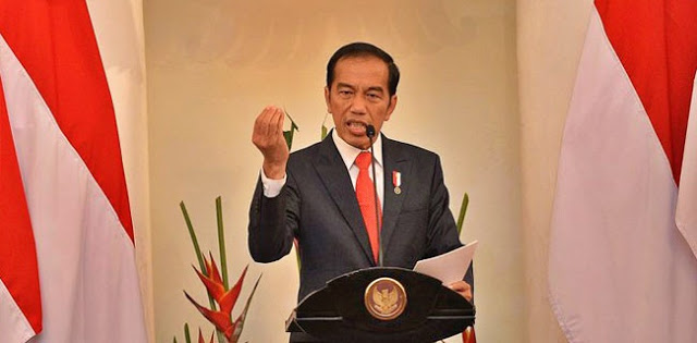 Presiden Jokowi Sentil Kemenkes: Anggaran Rp75 Triliun Baru Keluar 1,35 persen, Coba!
