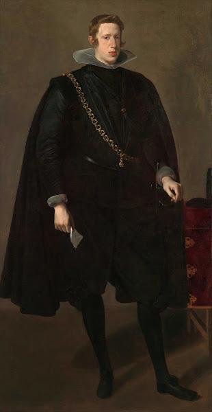Диего Веласкес - Портрет Филиппа IV, короля Испании (1624)