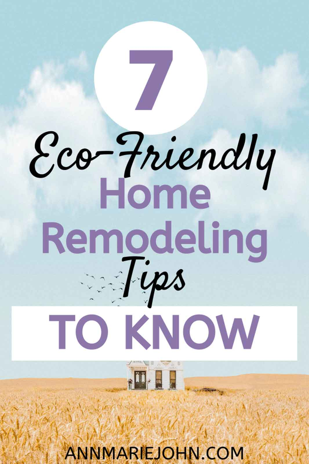 Eco-Friendly Home Remodeling Tips You Need to Know