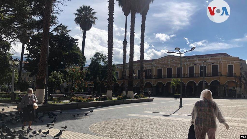 Las elecciones son vistas como clave para el regreso a la normalidad política en Bolivia, tras el fracaso de las anteriores después de acusaciones de fraude  / VOA