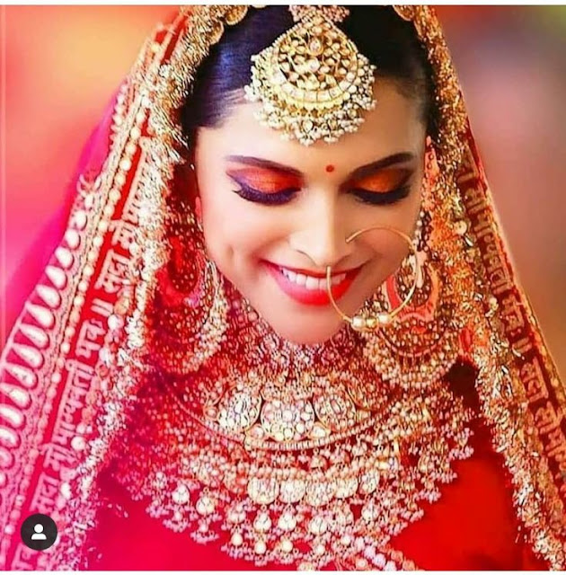 MAGICAL WEDDING MAKEUP LOOKS FOR INDIAN BRIDES IN 2020