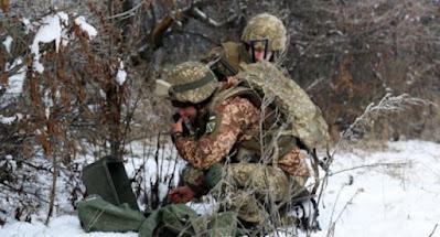Армия снова понесла потери на Донбассе
