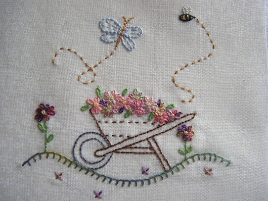 Take-A-Stitch-Tuesday: The Final Stitches!