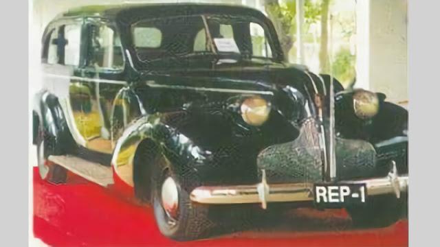 Buick Eight Roadmaster Hardtop 1939