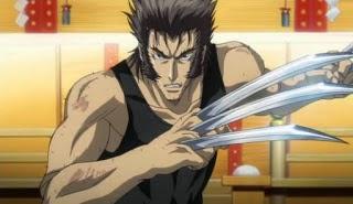 Marvel Anime Wolverine A Série Completa