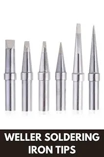 weller soldering iron tips