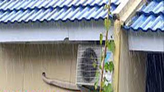 hujan mempengaruhi unit ac