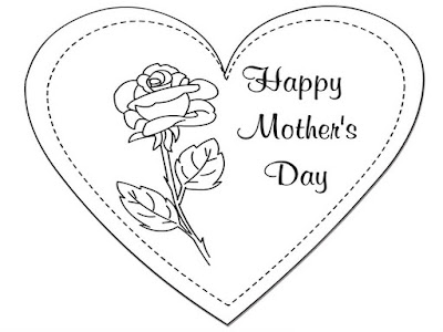 Happy Mothers Day 2016 Images Black and White