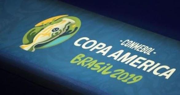 Copa America 2019 Brazil Tayang di K-Vision