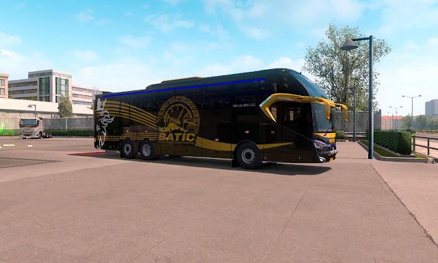 Mod ets2 indonesia bus v1.28 bus