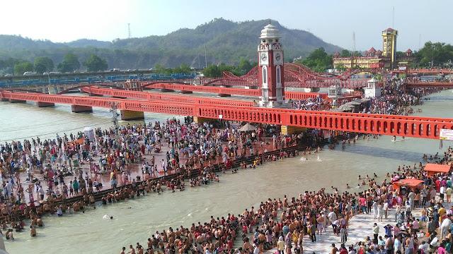Hari ki Paudi Haridwar Uttarakhand
