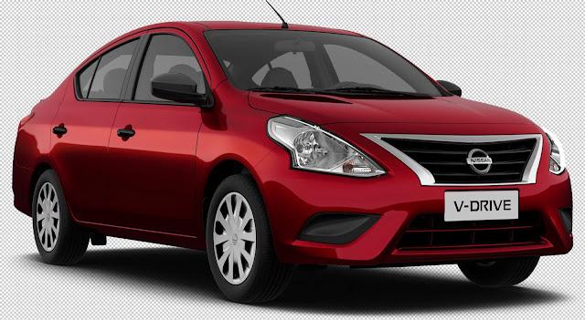 Nissan Versa V-Drive 2021 1.6 16V (R$ 60.990)