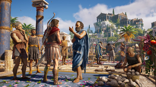 Download Assassins Creed Odyssey Torrent PC