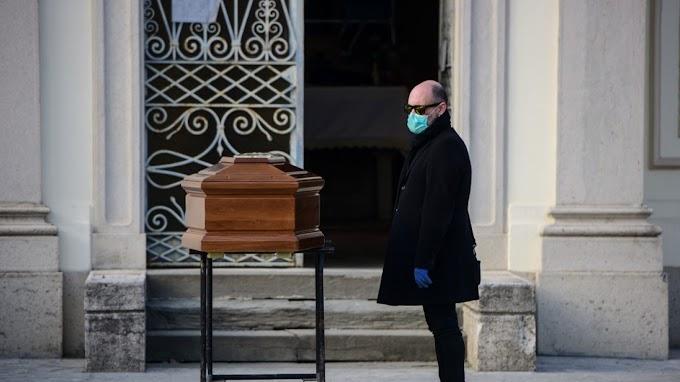 Em 24 horas, Itália registra 627 mortos pelo novo coronavírus