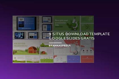 9 Situs Download Template Google Slide Gratis Terbaik