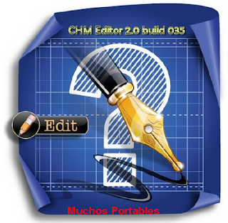 CHM Editor 2.0 build 035 Portable