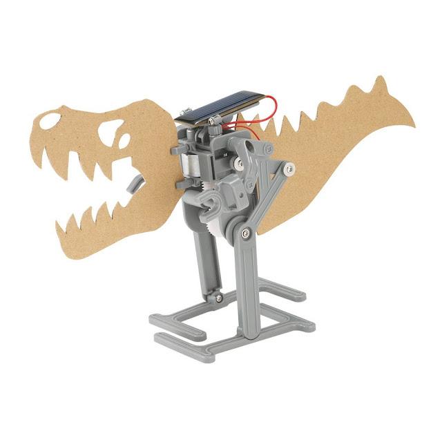 regalos-primera-comunion-smallable-robot-dinosaurio-energia-solar
