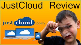 JustCloud Review 2016