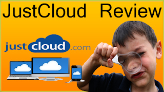 JustCloud Review 2016