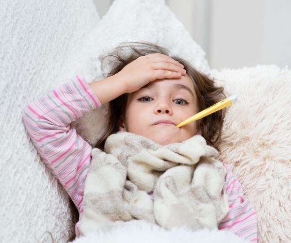 امراض الشتاء عند الأطفال