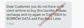 How To Activate Airtel 6GB for N1500