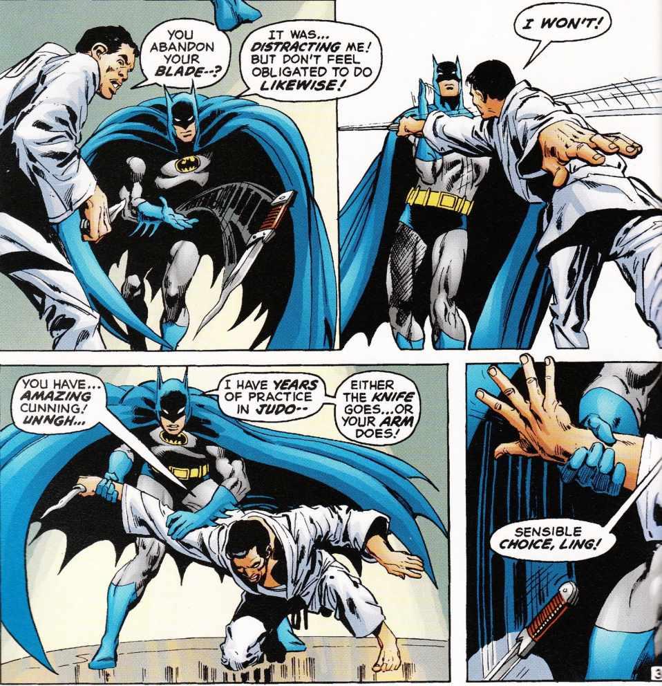 Resultado de imagem para batman neal adams