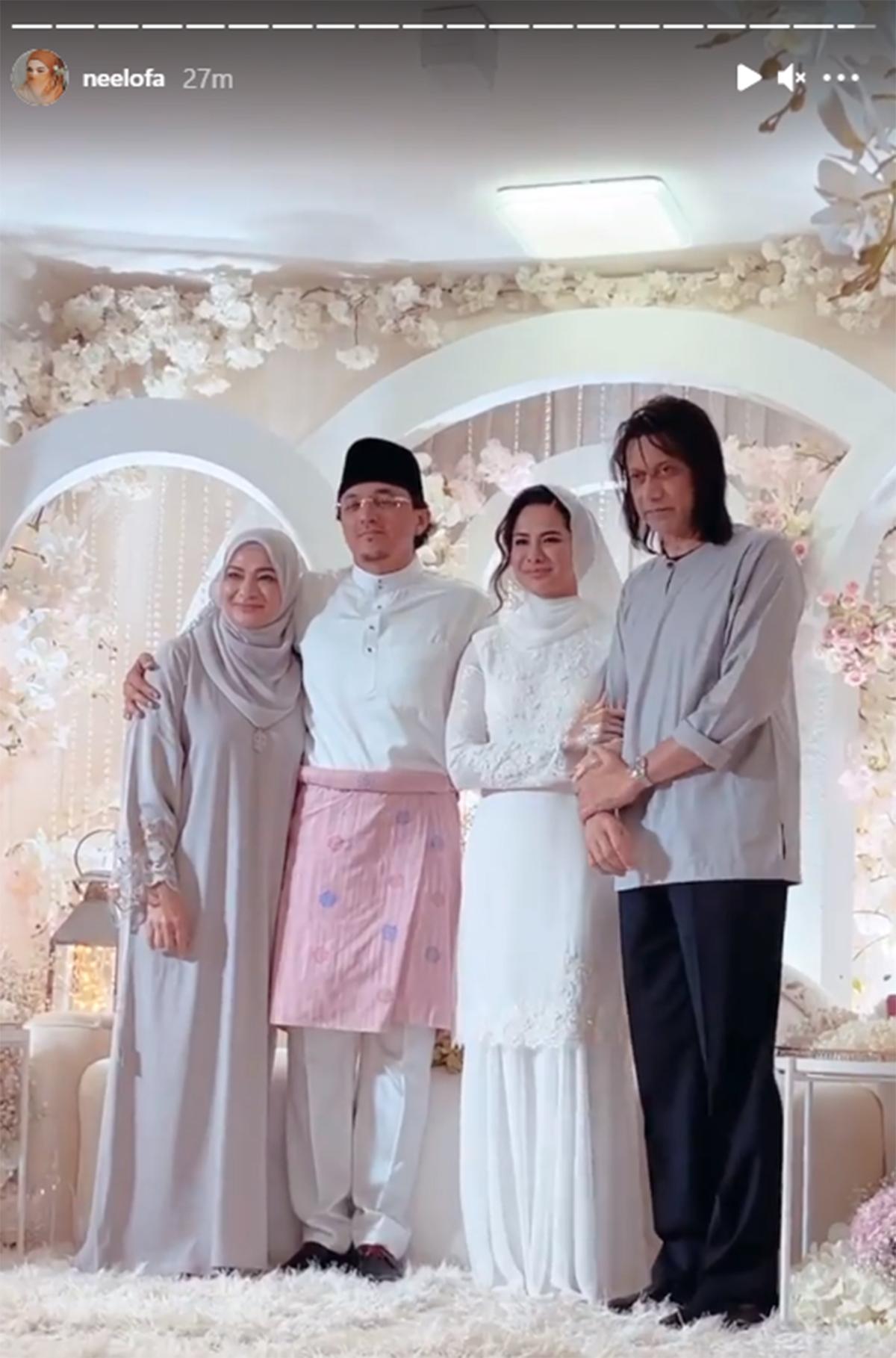 Sekitar Pernikahan Noor Nabila dan Engku Emran