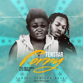 Tenstar - Porny ft. Naira Marley (Soapy Cover)