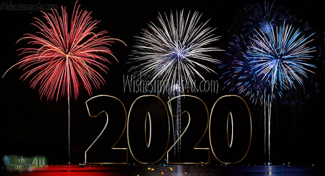 Full HD Happy New Year 2020 Fireworks Pictures  Download - HD Happy New Year 2020 Best Fireworks Pictures Download Free