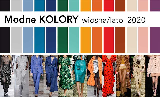 kolory wiosna 2020