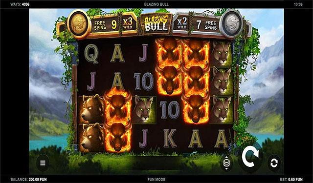 Ulasan Slot Relax Gaming Indonesia - Blazing Bull Slot Online