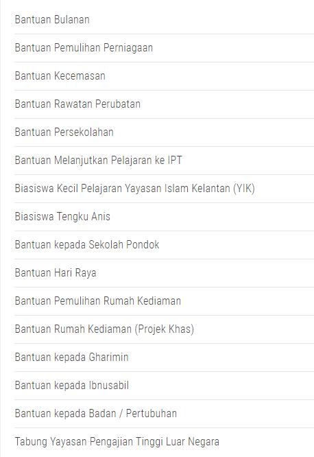 Bantuan Kerajaan Kelantan 2020 Infomalaysiakini