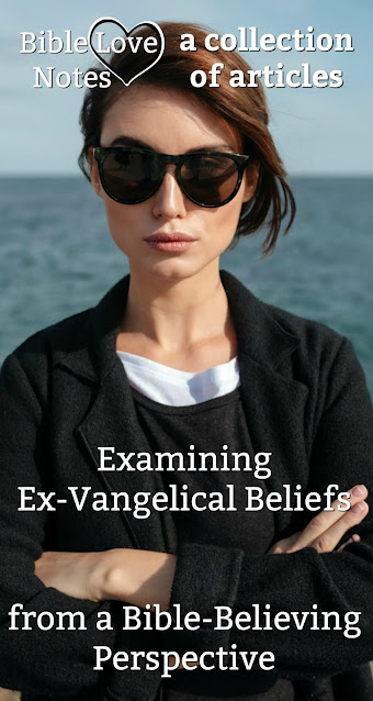 this collection of articles addresses Ex-vangelicals who deny unpopular teachings in the Bible, some even denying the purpose of the Crucifixion of Christ. They are leading many astray and Christians need to be aware of their false teachings.