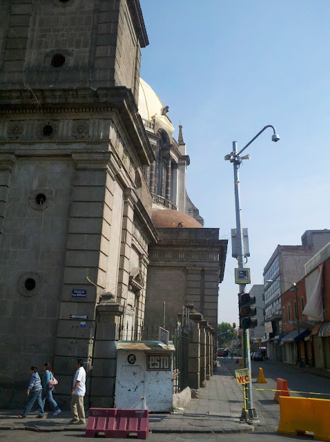 Mexico City subsidence geology travel trip fieldtrip history archaeology ©rocdoctravel.com