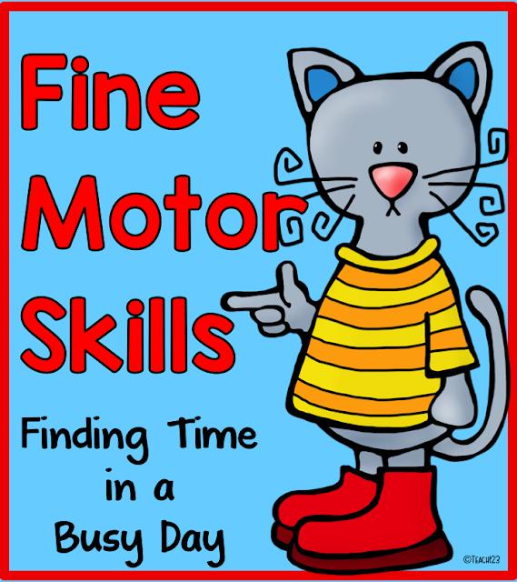 http://www.teach123school.com/2015/09/fine-motor-skills-ideas.html