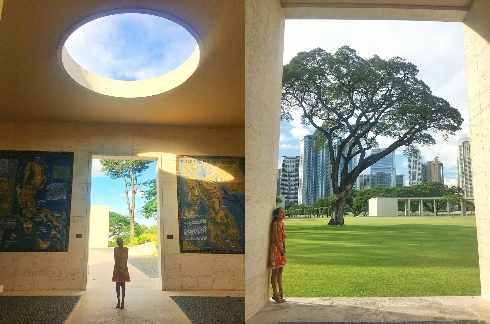 manila american cemetery and memorial bgc