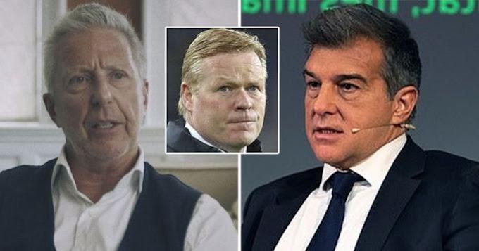 Koeman's agent calls Laporta 'hypocrite' in fresh documentary, explains why