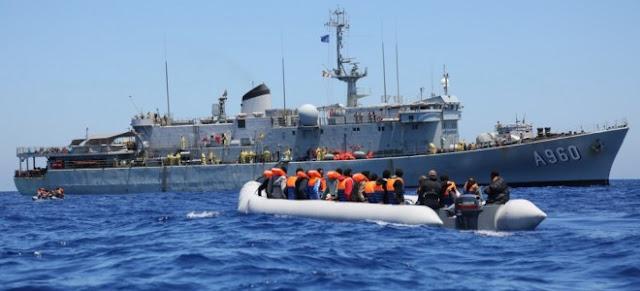 Γερμανία: Επιθυμία η φύλαξη των συνόρων της ΕΕ, αλλά όχι με κάθε τρόπο
