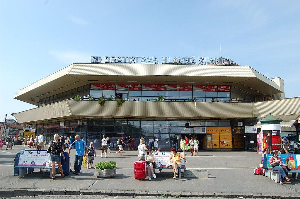 Stasiun Utama Slovakia