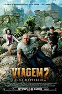 Viagem 2 - A Ilha Misteriosa (2012) Dublado 480p