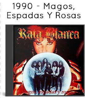 1990 - Magos, Espadas Y Rosas