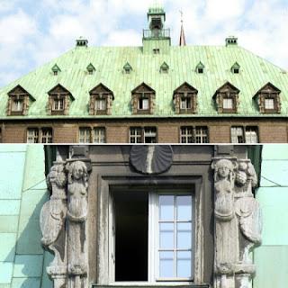 Ayuntamiento; Neues Rathaus; Marktplatz; Bremen; Brême; Alemania; Deutschland; Germany; Allemagne
