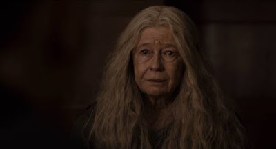 Lisa Kreuzer as Old Claudia Tiedemann