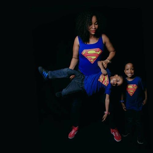 Aww! Photographer Angela Eboda Shares Adorable Photos Of Her Boys