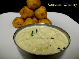 7 types of Coconut Chutney