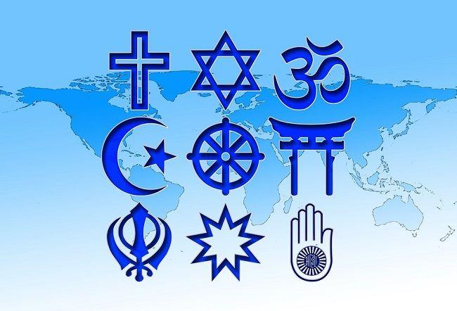 religion symbols