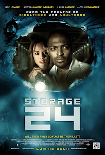 Storage 24 (2012) : โกดังนรก หลุดเขมือบคน