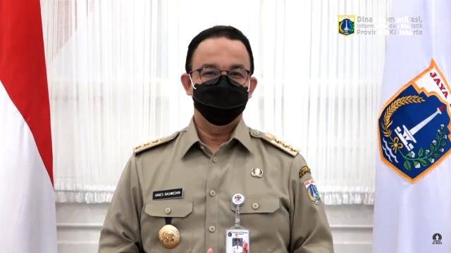 Khusus Sektor Tak Terdampak Corona, Anies Naikkan UMP DKI Jadi Rp4,4 Juta